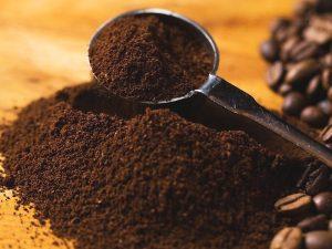 Кофейный скраб для кожи головы