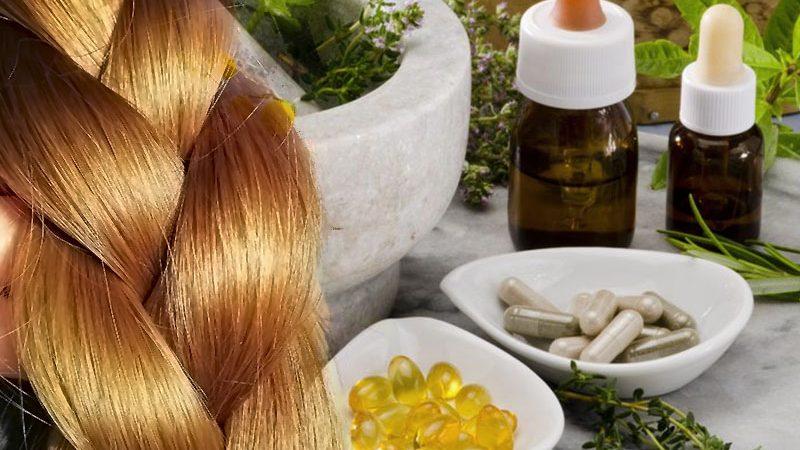 Что купить в аптеке для волос