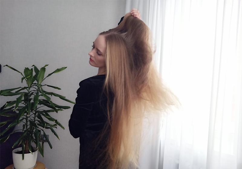 Осознанный уход за волосами